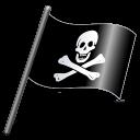 Pirates Jolly Roger Flag 3 icon