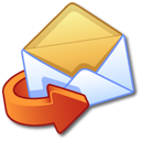 mail, yes, message, ok, forward, right, envelop, arrow, correct, letter, email, next icon