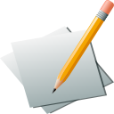 Edit, Editor, Paper, Pencil, Write icon