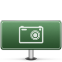 Pictures Sign icon