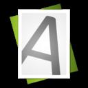 font,file,alt icon