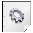 Application, Executable icon