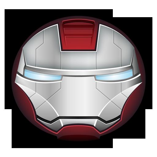 mark, man, iron icon