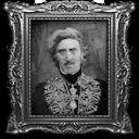 portrait, victor icon