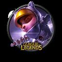Astronaut, Teemo icon