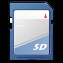 devices media flash sd mmc icon