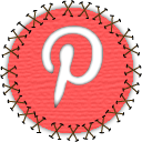social network, patch, interest, social, seam, yama, pinterest icon
