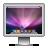 Aurora, Screen icon