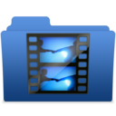 smooth navy blue videos 2 icon