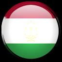 flag, country, tajikistan icon