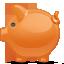 Piggybank, Saving icon