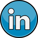 social, media, linkedin icon