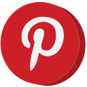 marketing, social, media, social media, logo, socialmedia, pinterest icon