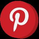 marketing, social, media, social media, logo, socialmedia, pinterest icon