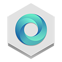 google, currents icon