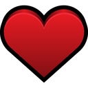 favorite, heart, bookmarks icon