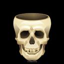 Pirate, Skull icon