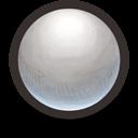 White Sphere icon