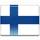 flag, finland, country icon