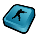 counter,strike,deleted icon