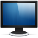 monitor, computer, display, mycomputer, screen icon