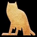 m Owl Embossed icon