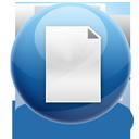new, file icon