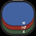 Docstogo, Flat, Round icon