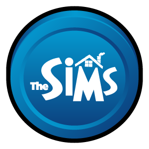 badge, sims icon