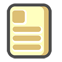 Default, Document icon