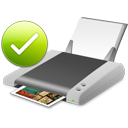 Default, Printer icon