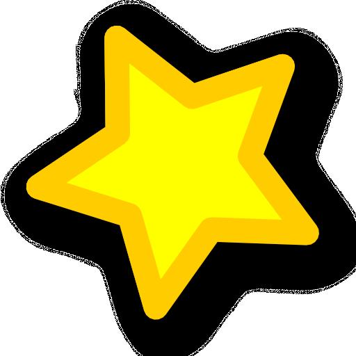 favourite, bookmark, star icon