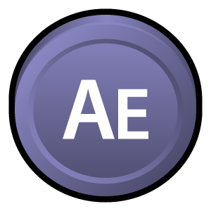 cs, badge, after, effects, adobe icon