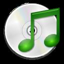 Audio, Cdrom, Media icon
