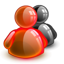 Default, Red icon