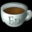 encore, coffee icon