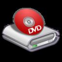 Hardware DVD ROM icon