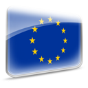 flag, union, eu, europe, european union icon