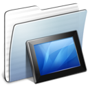 graphite, stripped, folder, wallpapers icon