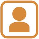 user, accounts icon