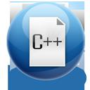 file, c++ icon