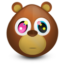 bear, normal icon