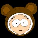 butters mr biggles head icon
