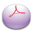 acrobat, adobe icon