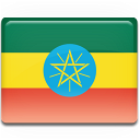 flag, ethiopia icon