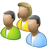 human, profile, group, people, user, account icon