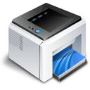 printer, print, hardware icon