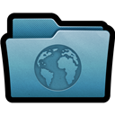 Folder, Mac, Websites icon