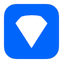 metroui, bejeweled icon