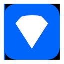 metroui, bejeweled icon